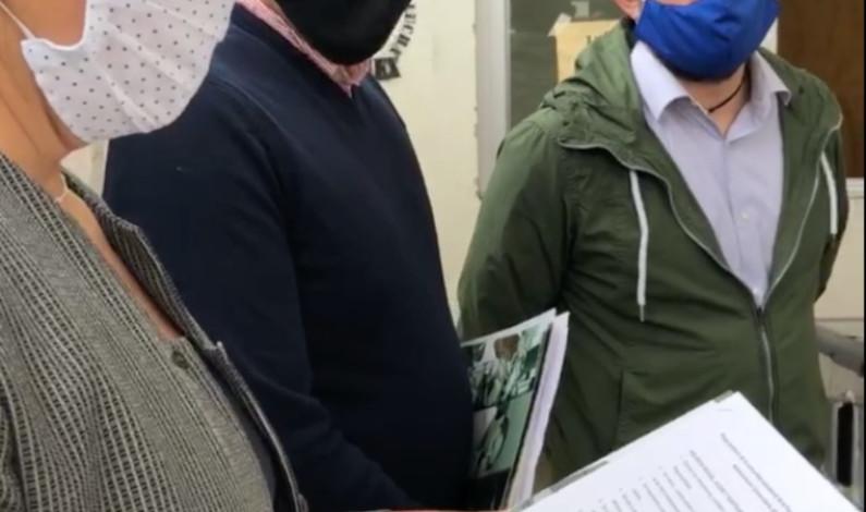 Llama UAEM al diálogo a paristas