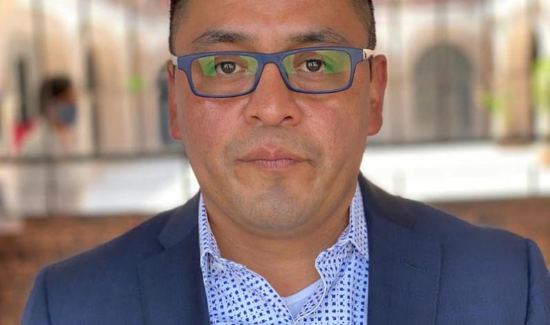 Rinde protesta nuevo alcalde de Coyotepec
