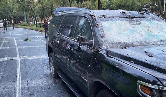 Detienen a dos en Atlacomulco por atentado contra Secretario de Seguridad en CDMX