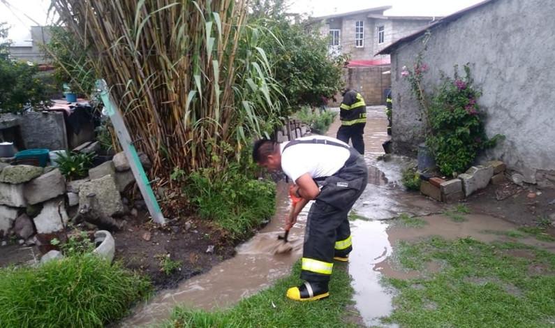 Precaución ante intensas lluvias