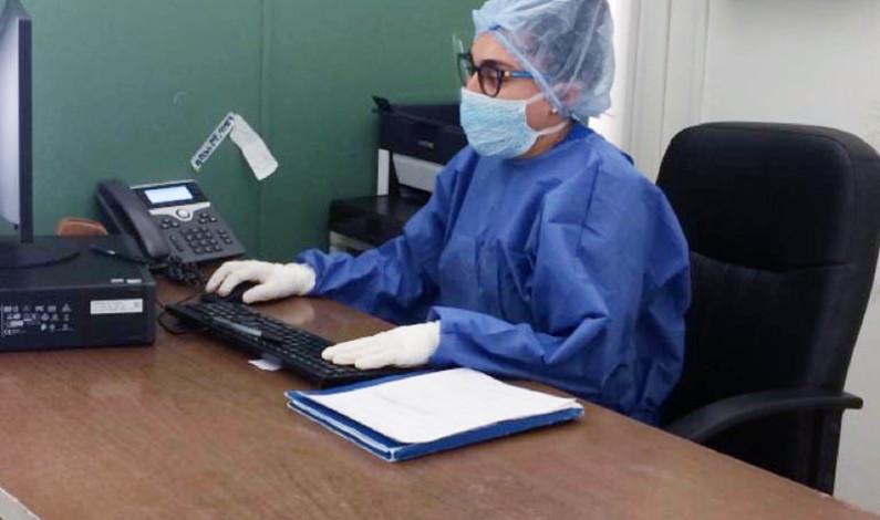 Siguen atendiendo todo tipo de padecimientos en el Sector Salud