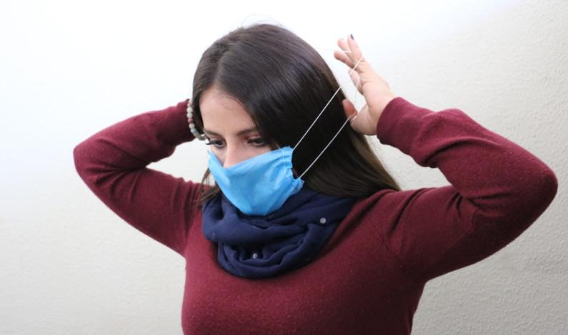 Necesario el cubrebocas en todas las etapas de la contingencia sanitaria