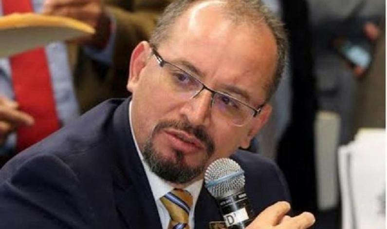 Anuncia el diputado Omar Ortega que está infectado de COVID-19