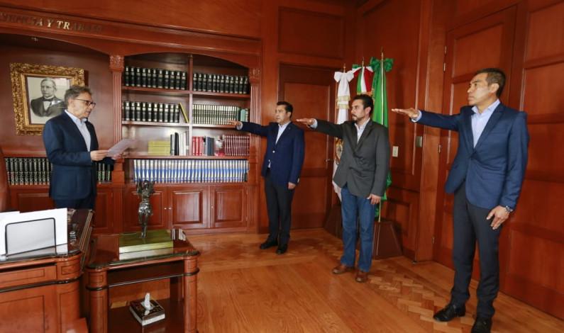 Ajusta el Rector su gabinete en UAEM