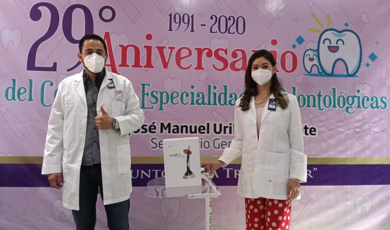 Incrementa y mejora SMSEM atención dental al magisterio