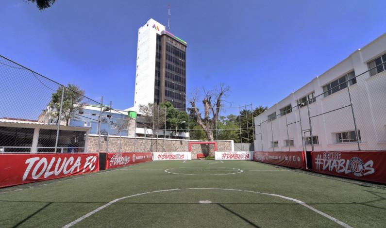 """Reinicia clases el Centro de Desarrollo del Deporte """"General Agustín Millán"""""""