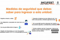 Reabren en Toluca unidades deportivas