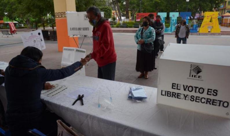 Asegura Cadena García que ganó presidencia municipal de Nopala de Villagrán