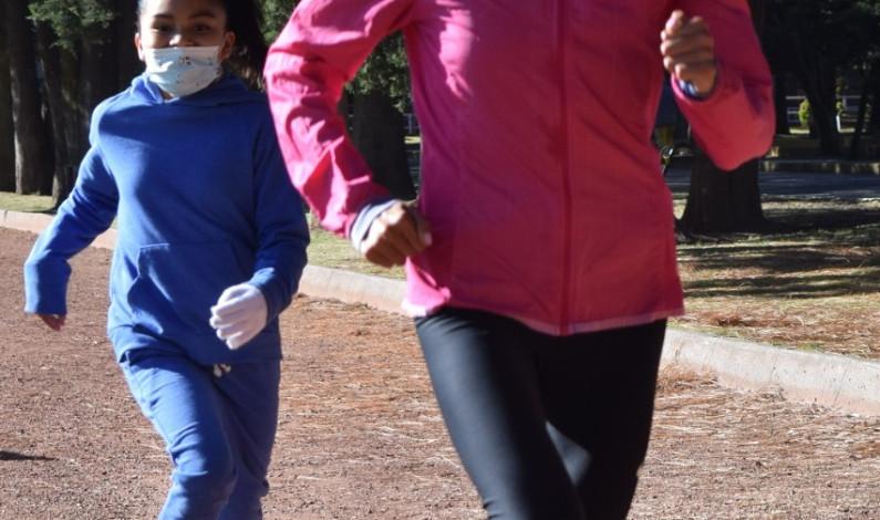 Se alista maratonista mexiquense para Juegos Olímpicos