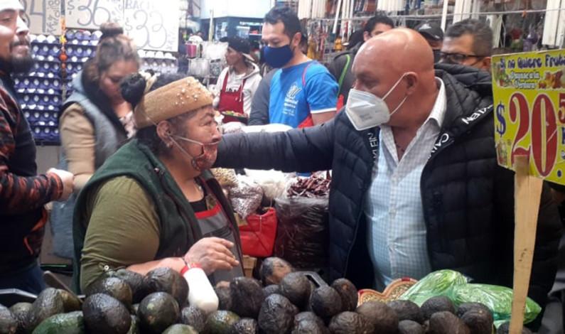 Apegada a la legalidad la renovación del Consejo de Administración de la Central de Abasto de Toluca