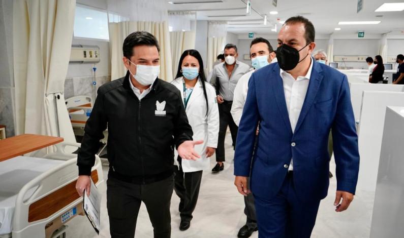 Abre IMSS hospital general de zona en Cuautla