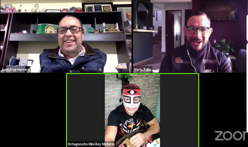 La Lucha Libre refleja mucho de lo que somos los mexicanos