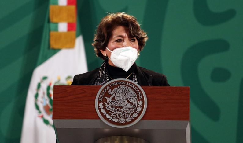 Asume Delfina Gómez la Secretaría de Educación Pública