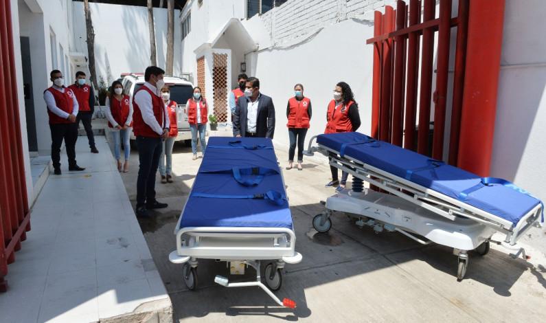 Cruz Roja Mexicana, ejemplo de interés social: Edgard Huerta