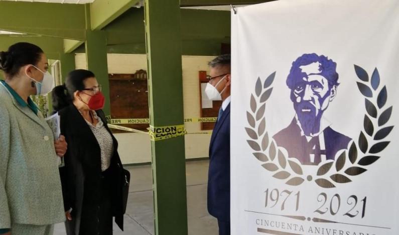 """Propone Yolanda Ballesteros """"las tres A"""" para la UAEM"""