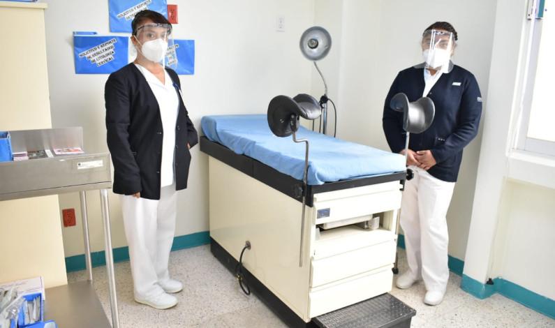 Verifica Salud operación de unidades médicas