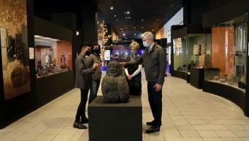 Reabre un renovado Museo de Antropología