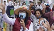 Agradece Azucena Cisneros el apoyo de vecinos de Ecatepec