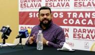 Exige Darwin Eslava abrir y recontar todas las casillas de elección municipal de Coacalco