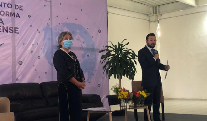 Lanzan la Plataforma Mexiquense