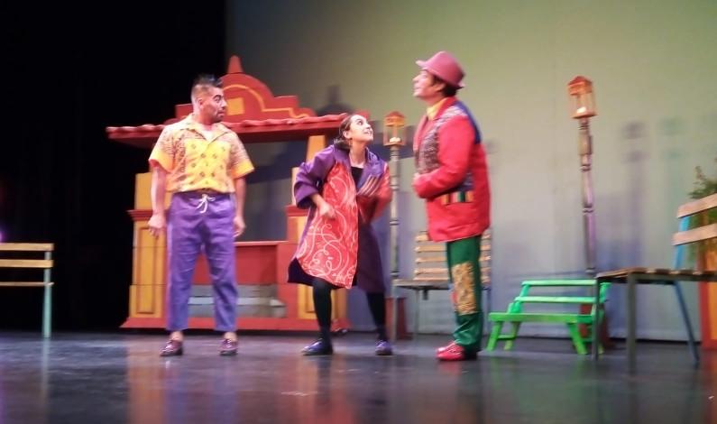 Reinicia el teatro en la UAEM