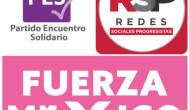 Desaparecen Fuerza por México, PES y RSP