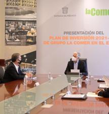 Invertirá La Comer 2 mil 350 millones de pesos en Edomex