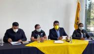 Descalifica Cristian Campuzano pleno extraordinario del PRD