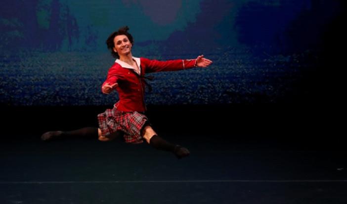 Brilla la bailarina Elisa Carrillo al abrir el Festival Internacional de la Danza