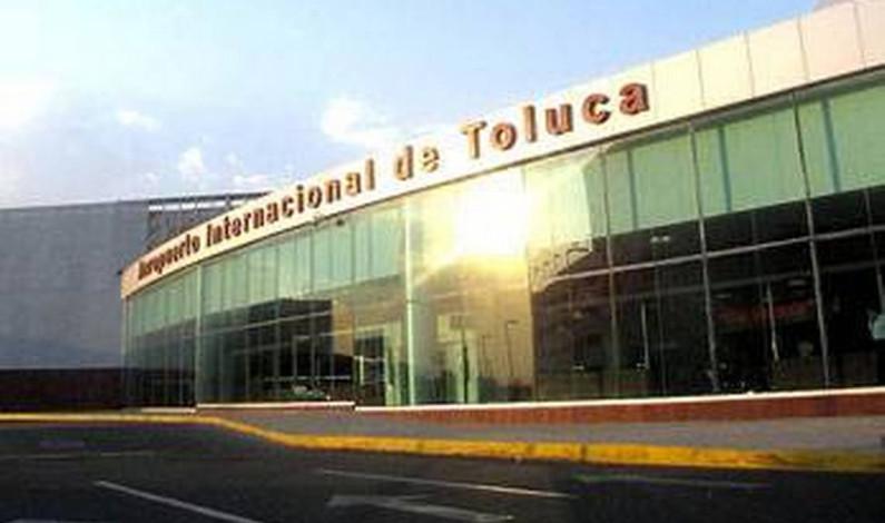 """El Aeropuerto de Toluca un gran """"elefante blanco"""""""