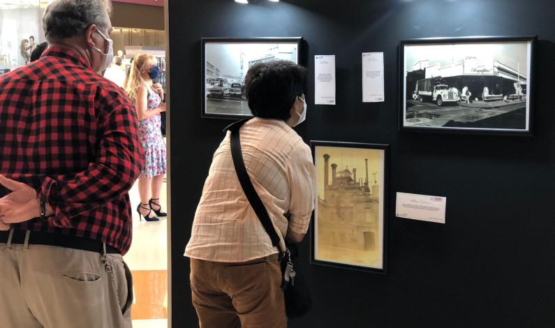 Ofrece CANACO recorrido fotográfico por historia de Toluca
