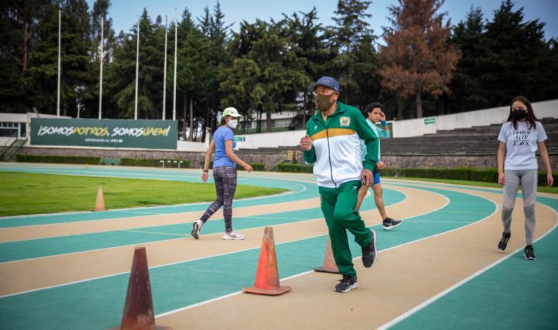 Alfredo Peñaloza, una vida dedicada al deporte