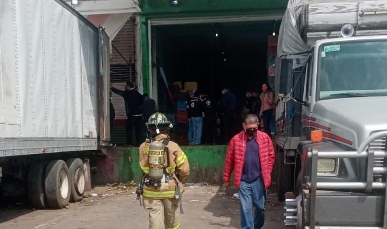 Cuatro muertos por congelamiento en la Central de Abasto de Toluca