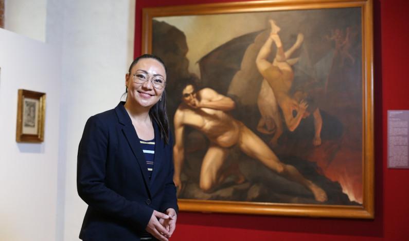 Resguarda Pinacoteca Universitaria auténtico tesoro artístico