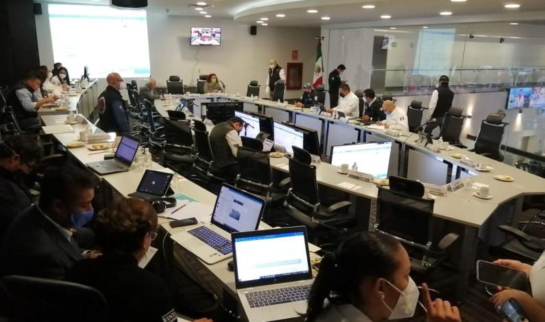 Participaron mexiquenses en simulacro nacional de sismo